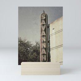 Savannah Mini Art Print
