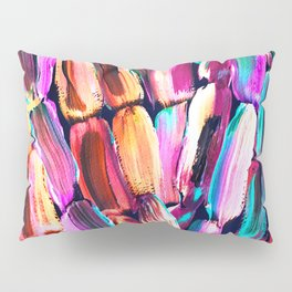 Neon Sugarcane Dark Pillow Sham