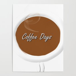 Coffee Days Poster
