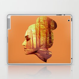 Through The Forest  Laptop & iPad Skin