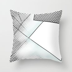 sorry, I'm in a meeting Throw Pillow