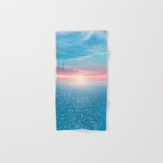 Pastel vibes 32 Hand & Bath Towel