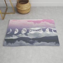 Pink Moontime Rug