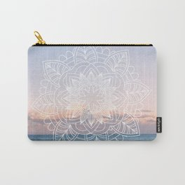 Twilight surf mandala Carry-All Pouch