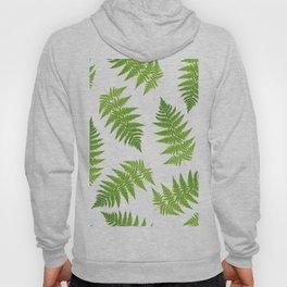 Fern seamless pattern. Hoody