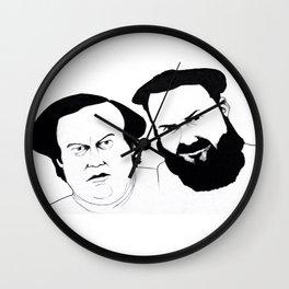 Mulligan and O'Hare Wall Clock