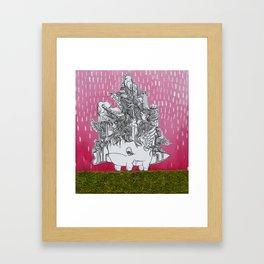 Bernard Framed Art Print