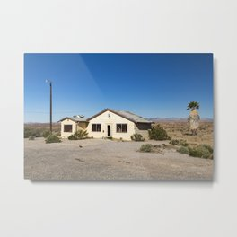 The Spondulicks House Metal Print