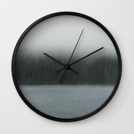Wahtum Lake - Pacific Crest Trail, Oregon Wall Clock