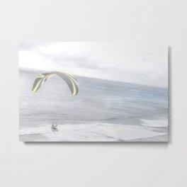 """Paraglider 1"" by Murray Bolesta! Metal Print"