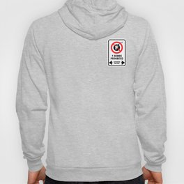 F-Bombs Prohibited, No F-bombs by Dennis Weber of ShreddyStudio Hoody
