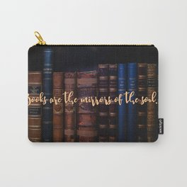 Mirrors of the soul Carry-All Pouch