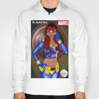 cyclops Hoodies featuring Cyclops by Mainsink
