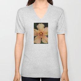 Hibiscus Sherbet Unisex V-Neck