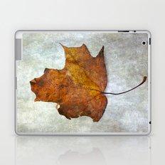Autumn-Leaf Laptop & iPad Skin