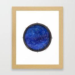 Confinement Framed Art Print