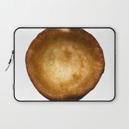 Yorkshire Pudding Traditional Dish of Yorkshire England Laptop Sleeve