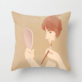 Self- Made Throw Pillow