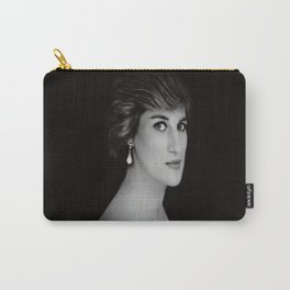 London Princess Diana Carry-All Pouch