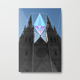 St Mary's Metal Print