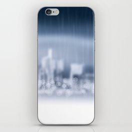 City in Win iPhone Skin