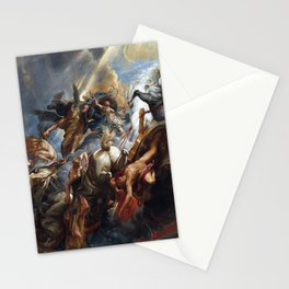 Peter Paul Rubens The Fall of Phaeton Stationery Cards