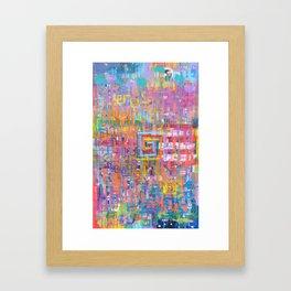 Commitment Framed Art Print