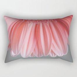 Pink With Layers Rectangular Pillow