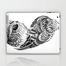Red-Tail Skull Laptop & iPad Skin