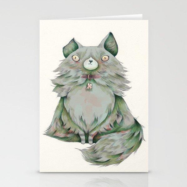 Brume color Stationery Cards
