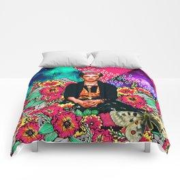 Galaxy Frida Comforters