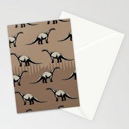 ChocoPaleo: Brontosaurus Stationery Cards