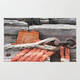 Wharf Rope Rug