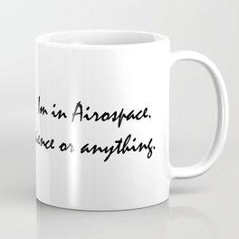 rocket science  Coffee Mug