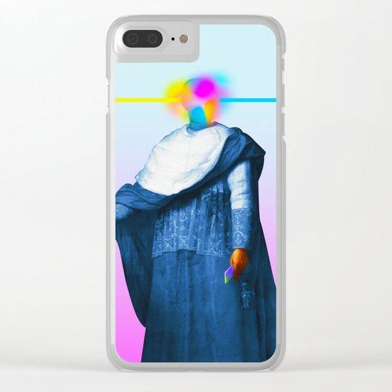L'élu Clear iPhone Case