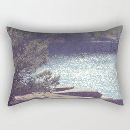 ablaze Rectangular Pillow