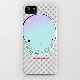 Lil Squid iPhone Case