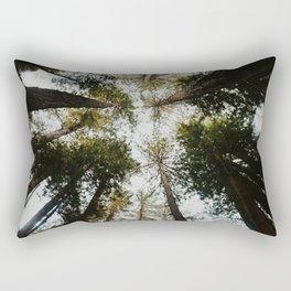 Muir Woods, California Rectangular Pillow