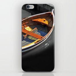 Wood and Water iPhone Skin