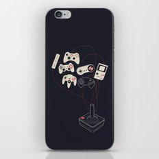 Videogame iPhone & iPod Skin