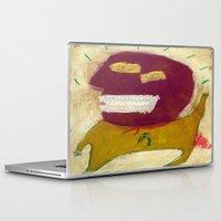 hero Laptop & iPad Skins featuring Hero by Sasa Jantolek