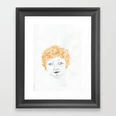 Molberto Framed Art Print
