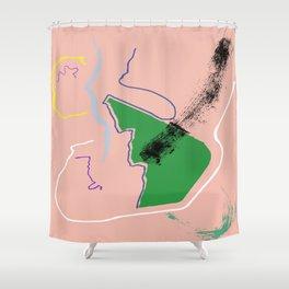 forma 2 Shower Curtain