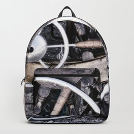 Ships Wheels for Sale Backpack