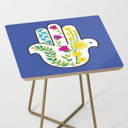 Hamsa Dove Side Table