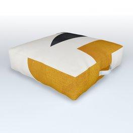 abstract minimal 23 Outdoor Floor Cushion