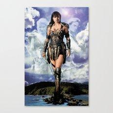 Xena: Warrior Princess Canvas Print