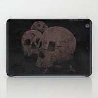 home sweet home iPad Cases featuring Home Sweet Home by victor calahan