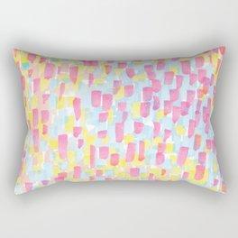 Impressionist pattern Rectangular Pillow