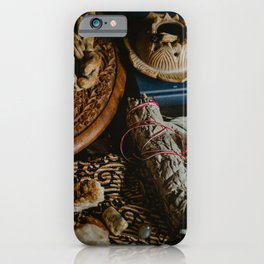 Magical Objects IV iPhone Case